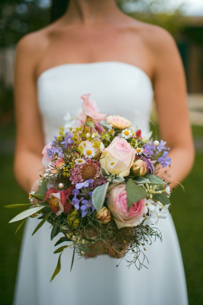Bouquet of the bride, Weddingphotography Ruth Buchert