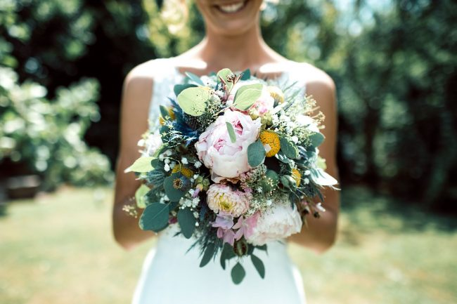 Bouquet summer photographer Ruth Buchert